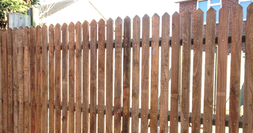 Cottage Gardens - Fencing